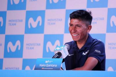 """""""El único objetivo es el Tour de Francia"""": Nairo Quintana"""