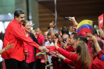 Maduro aceptó su candidatura para ser reelegido presidente de Venezuela