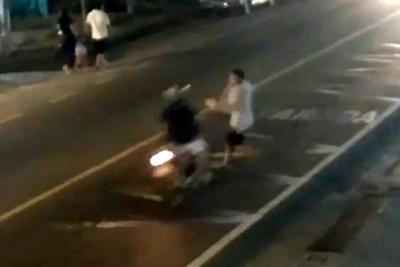 Peatones, los más afectados en los accidentes de tránsito en Bucaramanga