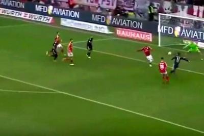 Reviva el golazo de James Rodríguez este sábado con el Bayern