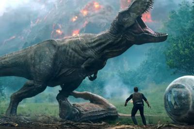 Estrenan trailer de Jurassic World: El reino caído