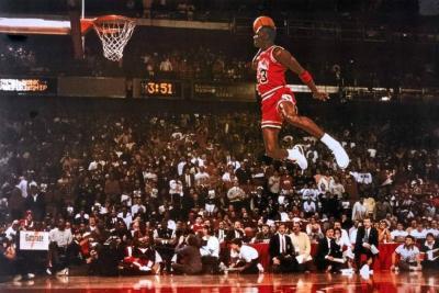 Recuerde la mítica clavada de Michael Jordan, que cumple 30 años