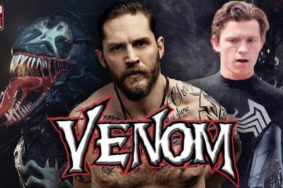 'Venom' el villano de Spider Man tendrá su propia película