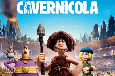 El Cavernícola, la película animada que combina el humor y el fútbol