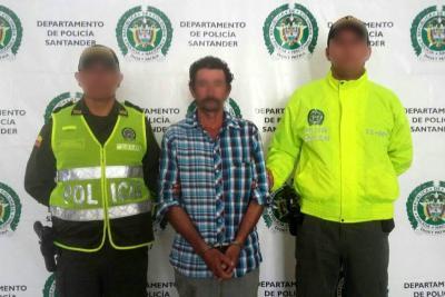 Capturan al presunto abusador de una mujer de 80 años en Santander