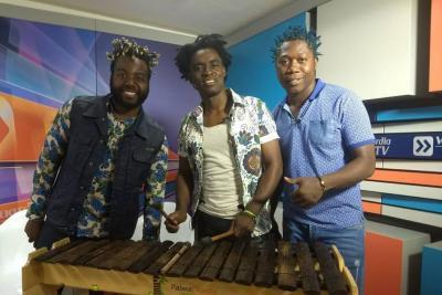 Herencia de Timbiquí presentó su nuevo sencillo '¿Qué será?' en Bucaramanga