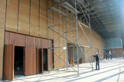 ¿Cómo van las obras del nuevo Centro de Convenciones de Bucaramanga?