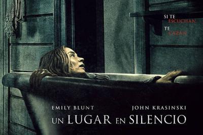 'Un lugar en silencio', la película de terror en la que no va a querer gritar