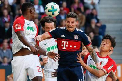 Con gol de James, Bayern Münich es campeón en Alemania