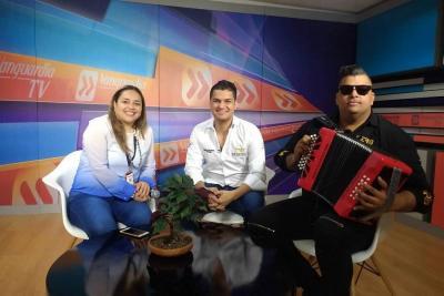 Reviva la entrevista con Elder Díaz y Rolando Ochoa en Bucaramanga