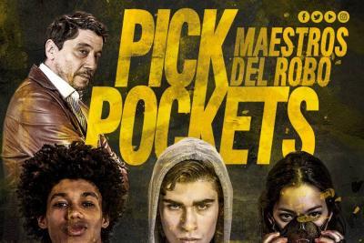 'PickPockets: maestros del robo', la cinta de Hollywood adaptada a la realidad bogotana