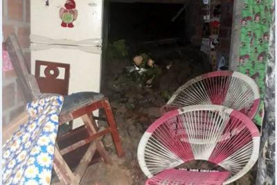 Superada emergencia en San Vicente de Chucurí, Santander, que obligó a evacuar a 400 familias