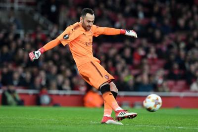 David Ospina será titular con Arsenal en el encuentro ante Atlético de Madrid