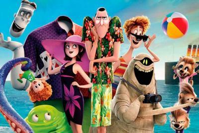Hotel Transilvania está de regreso con unos Monstruos de vacaciones