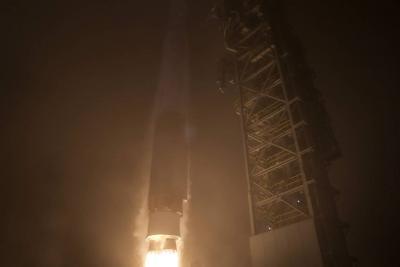 """Despegó la misión espacial de la Nasa que llegará """"al corazón de Marte"""""""