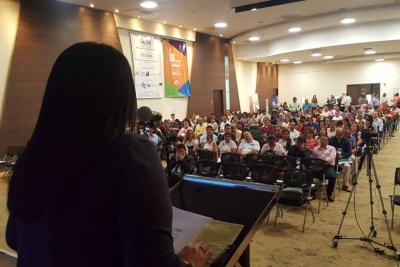 Así transcurrió el foro sobre Facturación electrónica en Bucaramanga