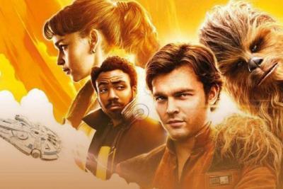 'Han Solo' tiene expectantes a los fanáticos de 'La Guerra de las Galaxias'