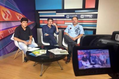 Así fue la entrevista con Mario Duarte y La Derecha