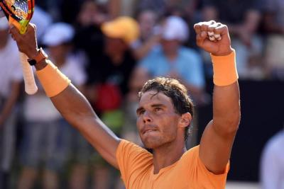 Rafael Nadal venció a Zverev y se quedó con el Masters 1.000 de Roma