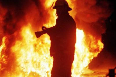 Controlan incendio en el barrio El Cristal de Bucaramanga