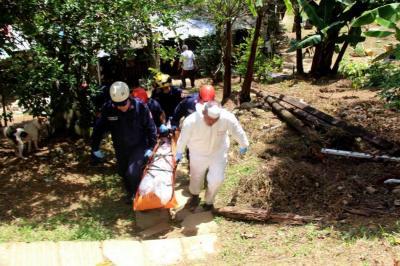 Rescatan cuerpo sin vida de un habitante de calle en Bucaramanga