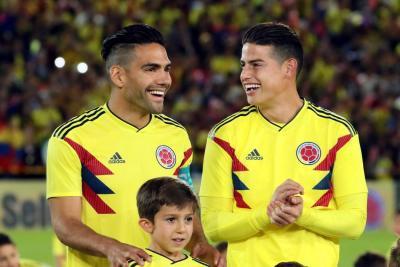 Estos son los 23 convocados de la Selección Colombia para el Mundial Rusia 2018