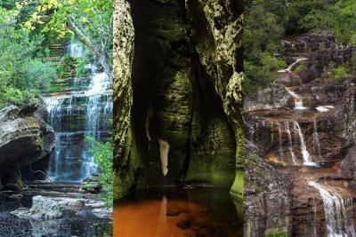 Así es el Parque de la Serranía de Chiribiquete, declarado Patrimonio de la Humanidad