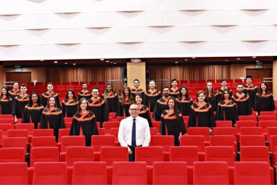 Coro UNAB representa a Colombia en Europa