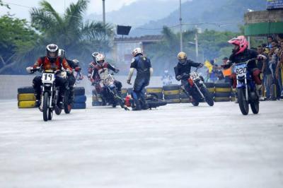 Muere motociclista en válida de motovelocidad en Bucaramanga