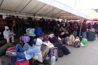 Rumichaca: el puente entre Colombia y Ecuador que es esperanza para miles de venezolanos