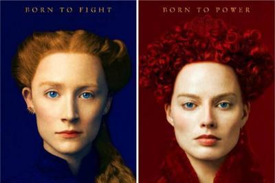 Margot Robbie y Saoirse Ronan protagonizan 'Mary Queen Of Scots'