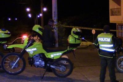 Video registró atraco en el que resultó herido un comerciante en Bucaramanga