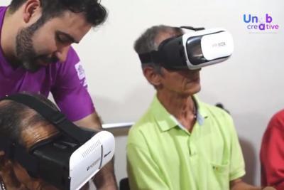 Realidad virtual: otra forma de viajar