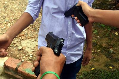 Videos registran cómo la delincuencia tiene azotada a comuna de Bucaramanga
