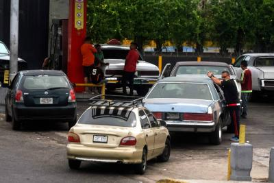 "Se inició censo en Venezuela para ""uso racional"" de la gasolina"