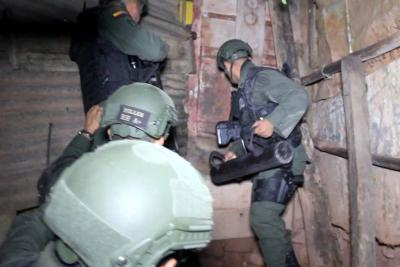 Desmantelan banda de traficantes liderada por una mujer en Piedecuesta