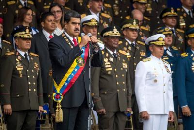 Venezuela confirmó que Maduro fue víctima de un atentado con explosivos