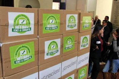 ¿Qué saben los colombianos sobre los puntos de la Consulta Anticorrupcíon?