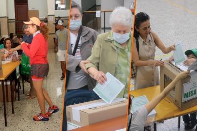 Los que no tuvieron excusa para votar la Consulta Anticorrupción en Bucaramanga