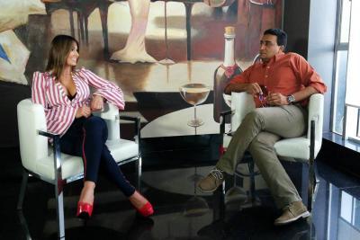 Así fue la entrevista en directo con Esperanza Gómez