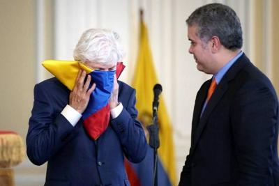 El conmovedor homenaje a José Pékerman tras su paso por la Selección Colombia