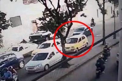 Video: Así actuaban los presuntos sicarios de alias 'Pichi' en Bucaramanga
