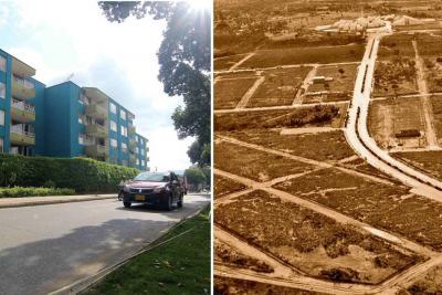 Este barrio emblemático queda justo en el límite entre Bucaramanga y Floridablanca.