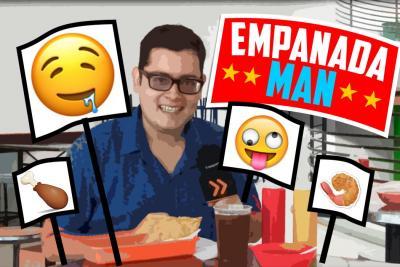 El reto de la empanada en Bucaramanga: ¿Cuántas puede comerse?