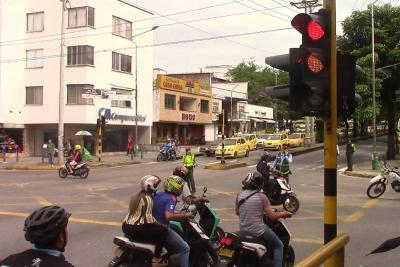 Video: Lo que dejó la restricción de la carrera 33 de Bucaramanga