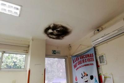 Denuncian malas condiciones del principal Puesto de salud en Cimitarra, Santander