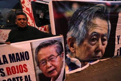 Fujimori sería trasladado a la cárcel luego de alta médica