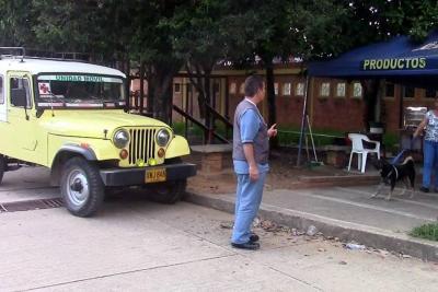 Ambulancia para animales: la carrera contra el tiempo para salvar vidas en Bucaramanga
