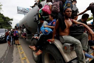 Trump amenazó con cerrar y militarizar frontera con México