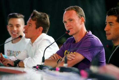 Chris Froome regresará al país para correr el Tour Colombia
